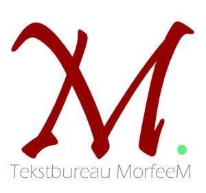 Het logo van Tekstbureau MorfeeM uit Oosterbeek