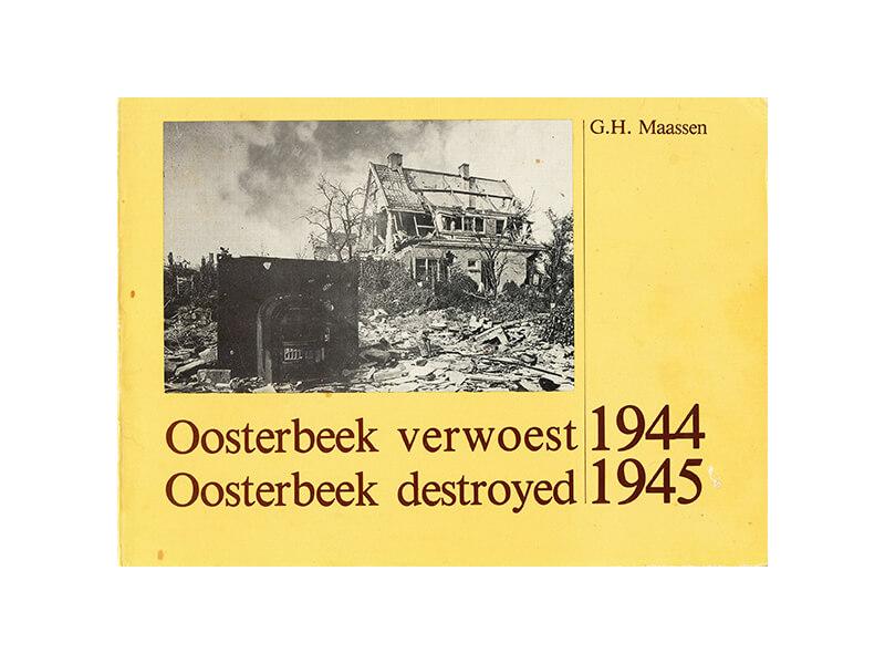 Oosterbeek verwoest 1944 1945