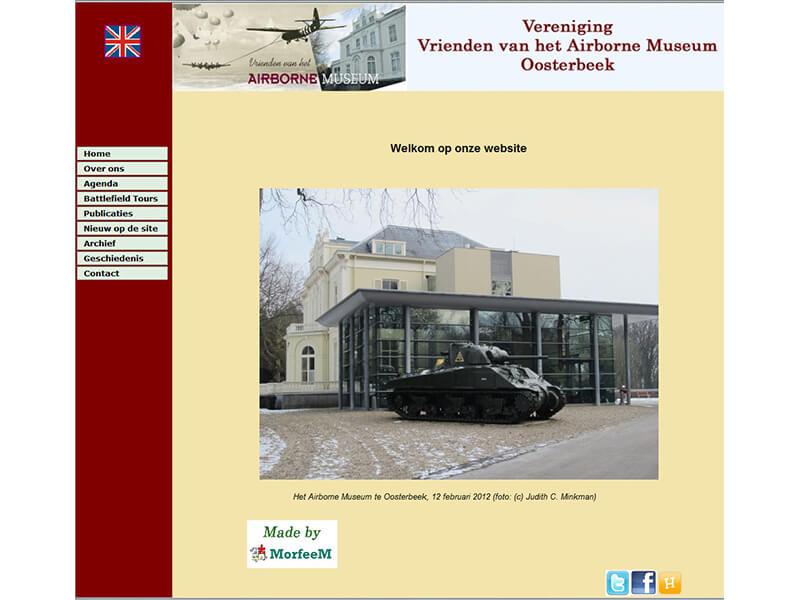 Vereniging Vrienden van het Airborne Museum