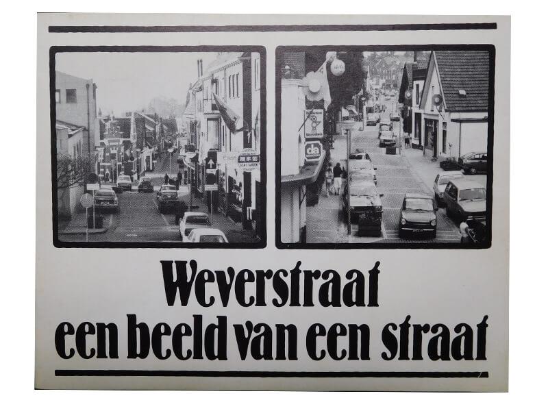 Weverstraat: een beeld van een straat