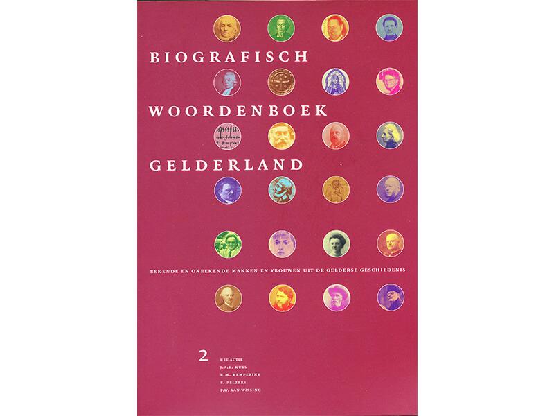 Biografisch Woordenboek Gelderland - 2