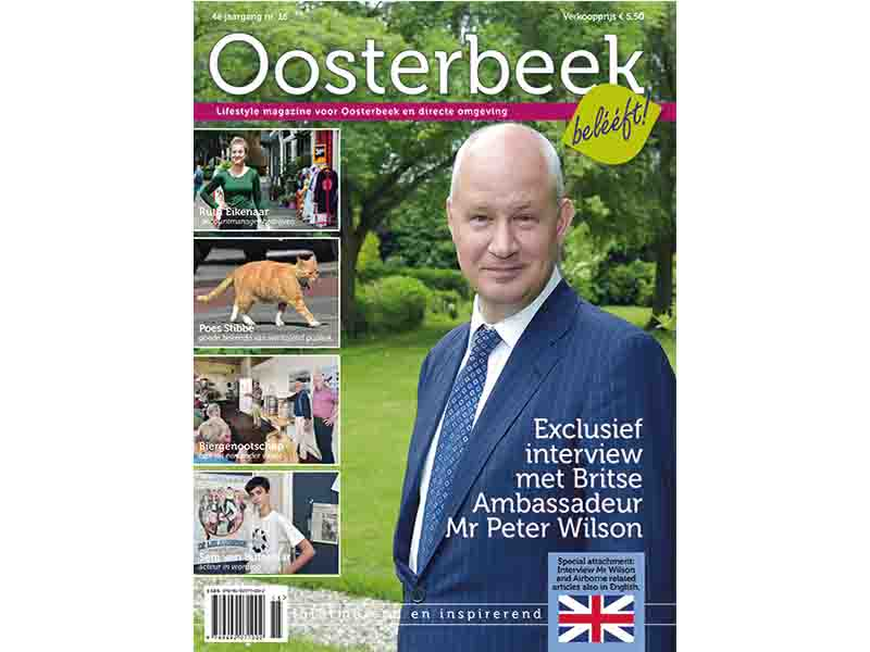 Oosterbeek beleeft - september 2018